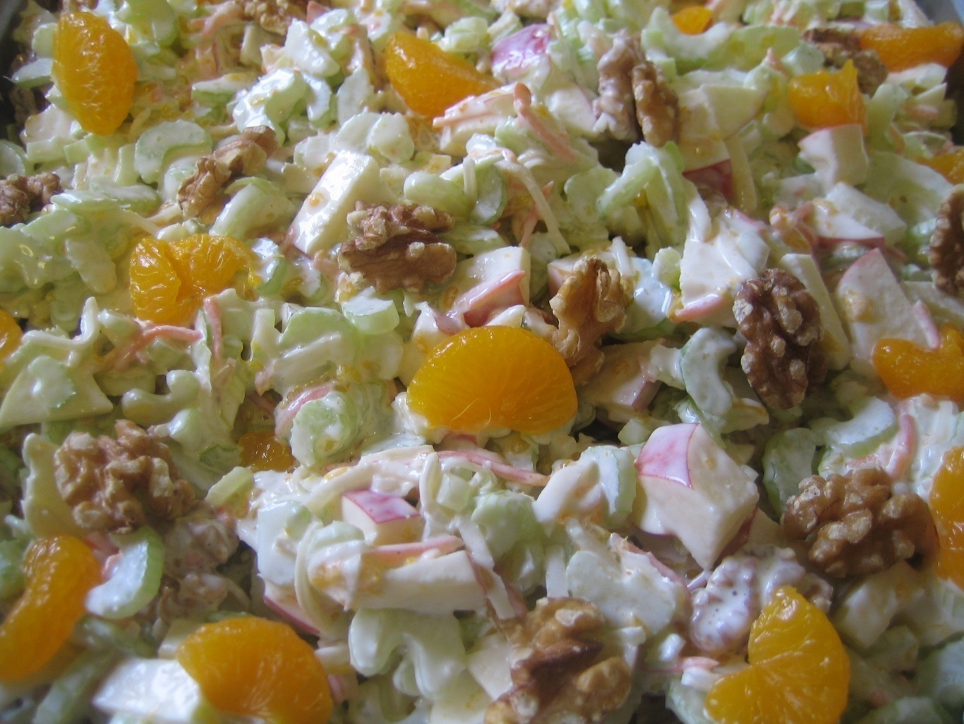 Afbeeldingsresultaat voor waldorf salade schotel